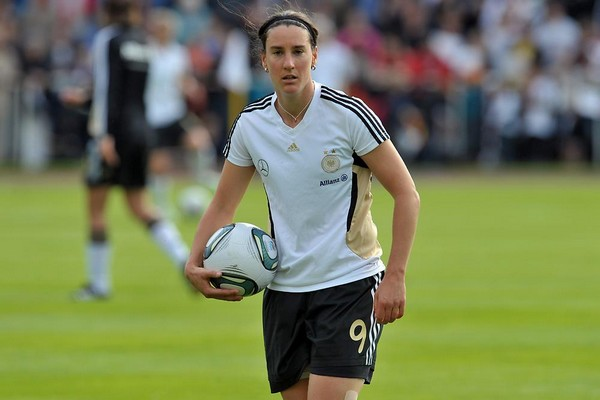 Birgit Prinz best female soccer players