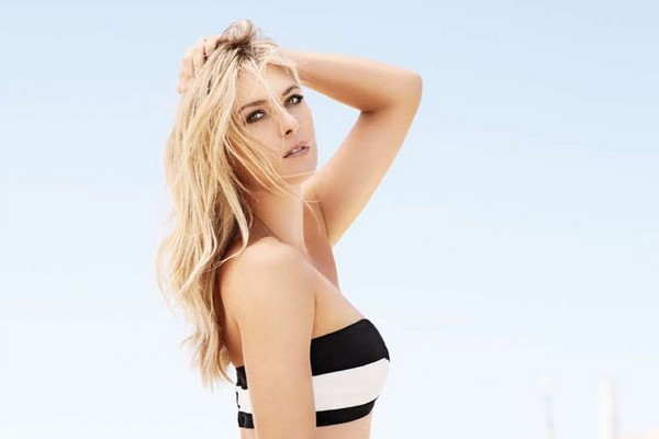 Maria Sharapova Covers Esquire