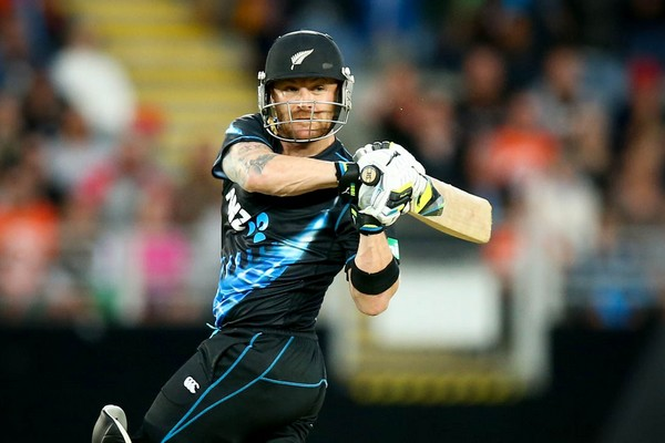 Brendon McCullum, New Zealand