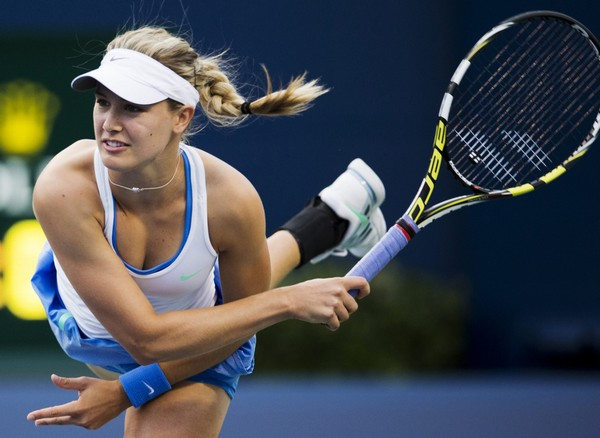 Eugenie bouchard hot are