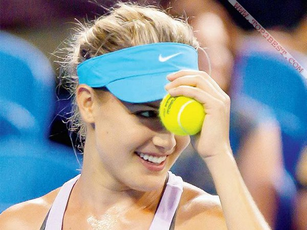 Eugenie Bouchard Hot Photos 2014