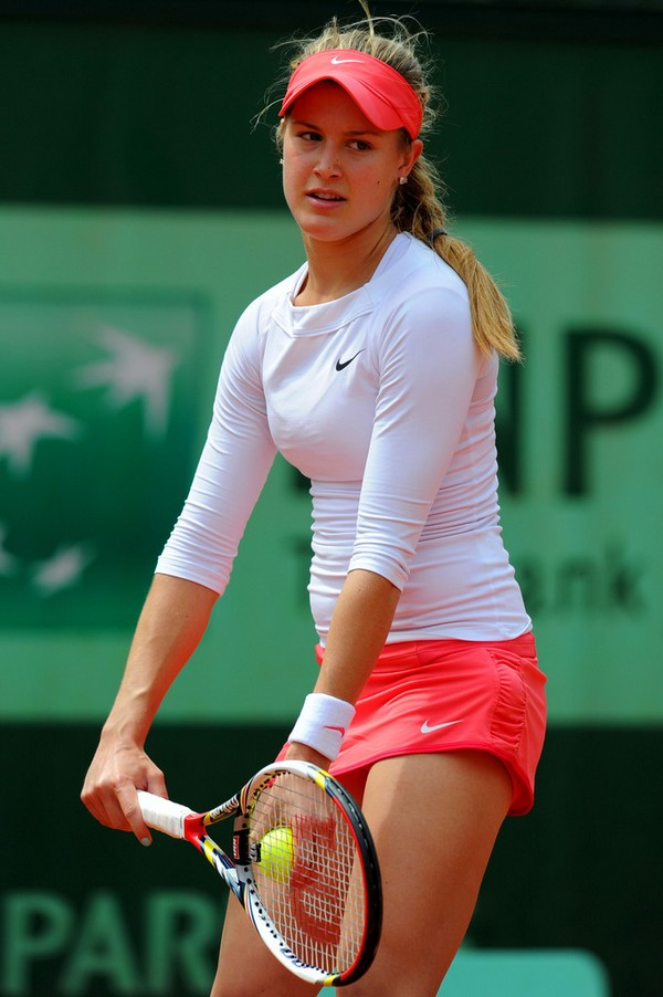 Eugenie Bouchard Hot Photos