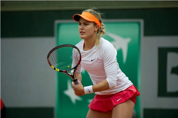 Eugenie Bouchard Sizzling Images