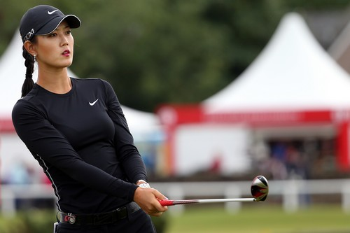 Hot Michelle Wie 2015