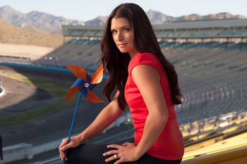 Beautiful Danica Patrick