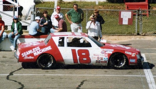 Slick Johnson NASCAR Car 1983