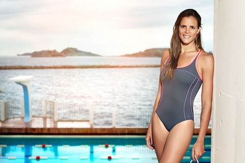 Laure Manaudou Hot Body