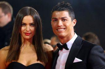 Cristiano Ronaldo and Irina Shayk Five Year Romance