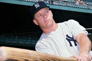 Mickey Mantle, CF