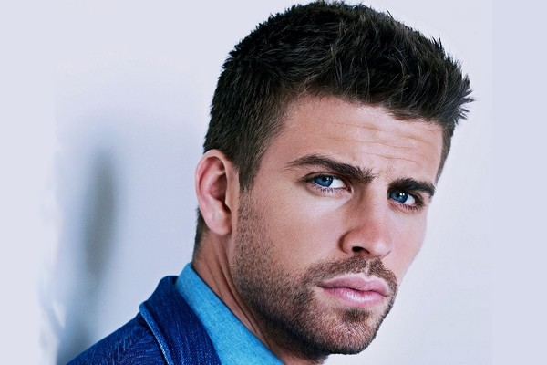 Gerard Pique Hottest Football Players
