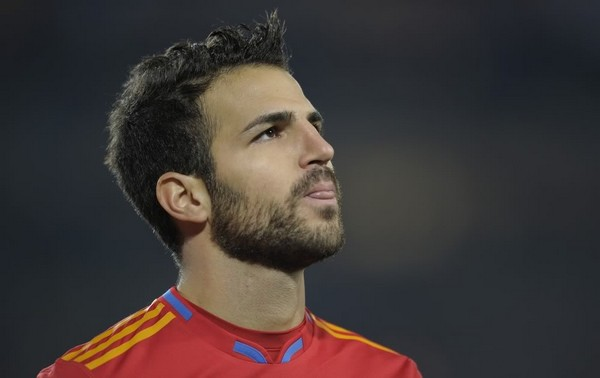 Hottest Football Players Cesc Fabregas