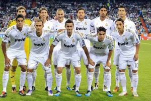 Real Madrid C.F Richest Football Clubs