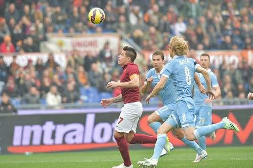AS Roma vs Lazio