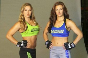 Top 10 Sexiest Female MMA Fighters of All Time